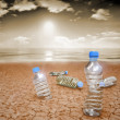 Plastic bottles — Stock Photo #27808807