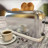 Toaster — Stock Photo