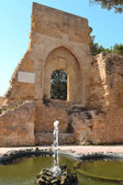 Norman arch — Stock Photo