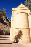 Ancient church in Catherine's Monastery on the Sinai — Stock Photo