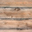 Old rustic wooden wall. Background of weathered wooden plank. — Stock Photo #21516267