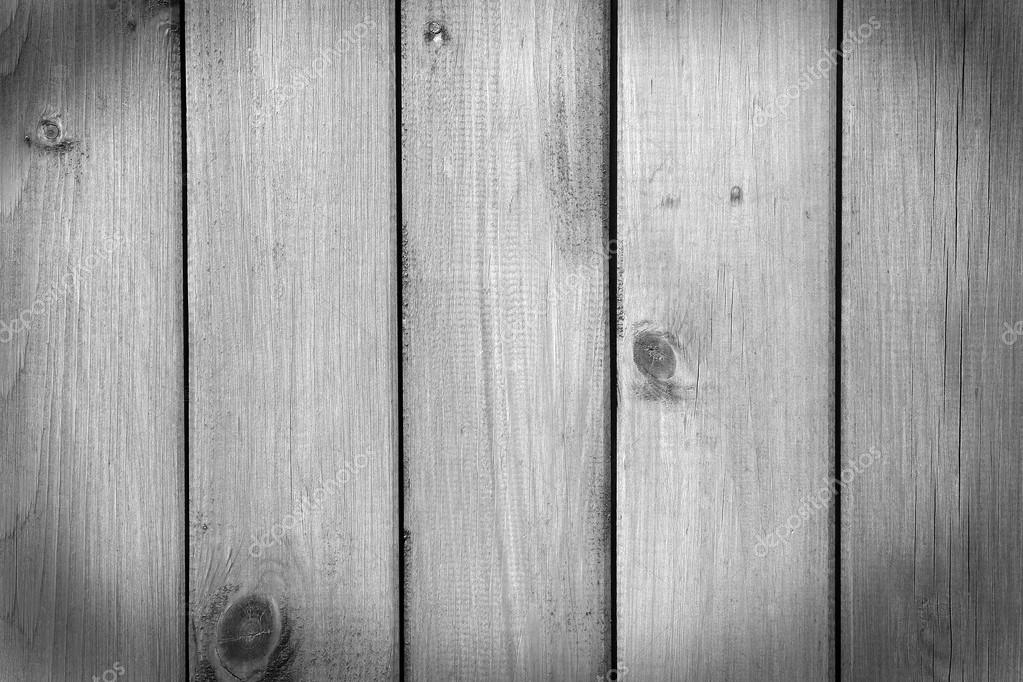 Old Grey Wooden Background Wooden Rustic Fence Black And