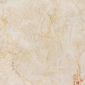 Marble with natural pattern. Beige marble background. — Stock Photo