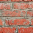 Red brick wall background.  — Stock Photo