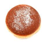 Donut on white background. — Stock Photo