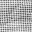 Abstract background texture of a black and white checkered picni — Stock Photo #40915251