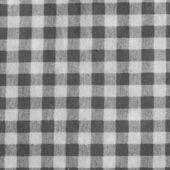 Grey vintage tablecloth. — Stock Photo