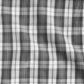 Texture of checkered picnic blanket. — Stock Photo