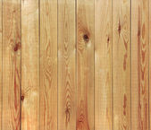Simple wooden planks in a row. — Stock Photo