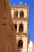 Bell-tower in Catherine's Monastery — Stock Photo