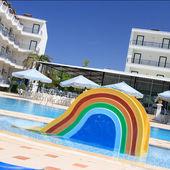 Hermoso hotel — Foto de Stock