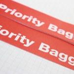 Label priority — Stock Photo #48159379