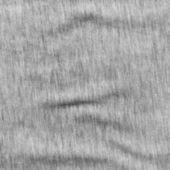 Trama di tessuto grigio. — Foto Stock