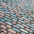 Diagonal Street Cobbles — Stock Photo #34281203