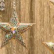 Jewel Encrusted Stars — Stock Photo