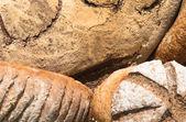 Différents types de pain — Photo