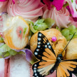 Candy Butterfly (1) — Stock Photo