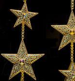 Jewel Encrusted Stars — Stock Photo