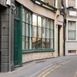 London Back Street (1) — Foto Stock