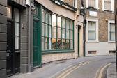 London Back Street (1) — Stock Photo