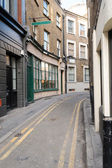 London Back Street (2) — Stock Photo