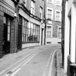 London Back Street (2) — Stock Photo