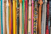 Fashion Belts (4) — Стоковое фото