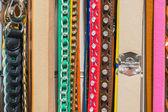 Fashion Belts (5) — Стоковое фото