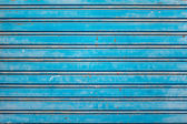 Old Blue Shutters — Stock fotografie