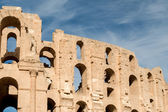 El Djem Amphitheater (4) — Stock Photo