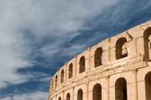 El Djem Amphitheater (3) — Stock Photo