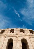 El Djem Amphitheater (5) — Stock Photo