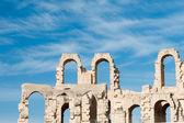 El Djem Amphitheater (7) — Stock Photo