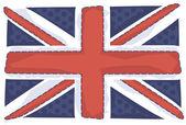 UK flag — Stock Vector