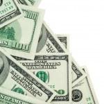 American dollars — Stock Photo #22082661
