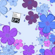 Eps, floral background — Stock Vector #22145759