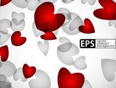 Eps, valentine background — Stock Vector