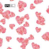 Eps, sfondo San Valentino — Vettoriale Stock