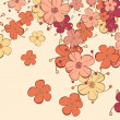 Floral background — Stock Vector #35315877