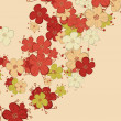 Floral background — Stock Vector #35315957
