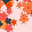 Floral background — Stock Vector #35316009