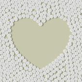 Serce pigułki — Wektor stockowy