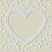 錠剤の中心 — ストックベクタ