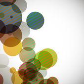 Abstrato geométrico — Vetor de Stock