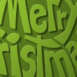 Merry Christmas — Vector de stock #35343601