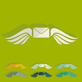 平面设计: 信封 — 图库矢量图片