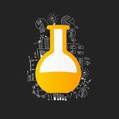 Formule commerciali di disegno: tubo — Vettoriale Stock