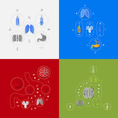 医疗图标 — 图库矢量图片