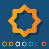Ramadan icon — Stock Vector
