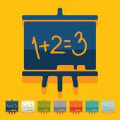 Okul yönetimi — Stok Vektör